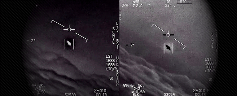 DoD Releases Classified UFO Footage