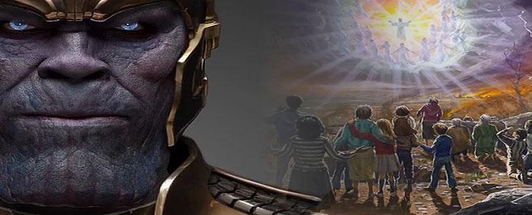 Avenger's Infinity War: Prepares Earth To Fight Jesus