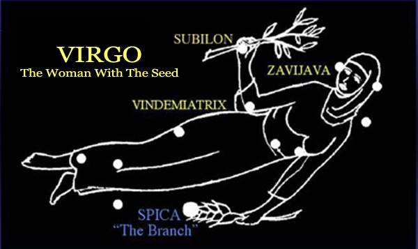 Virgo - The Woman With The Seed