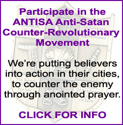 ANTISA Anti-Satan Counter Revolutionary Movement