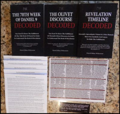 Bible Prophecy Decoded Book Bundle