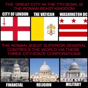 The Jesuits Helped Found America, To Use It As Their War Machine'