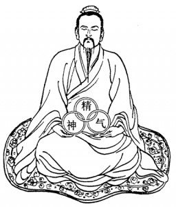qi gong san bao 3 trésors