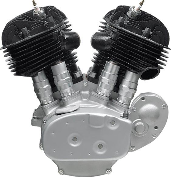 1929-1976 Flathead