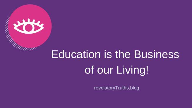 EducationistheBusiness