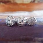 Zilveren ringen Mesi Top - Revelery
