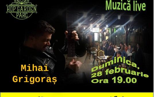 Magic music by Mihai Grigoraș la Hop Garden Parc
