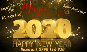 Super Music New Year Party 2020 la Magic Ballroom