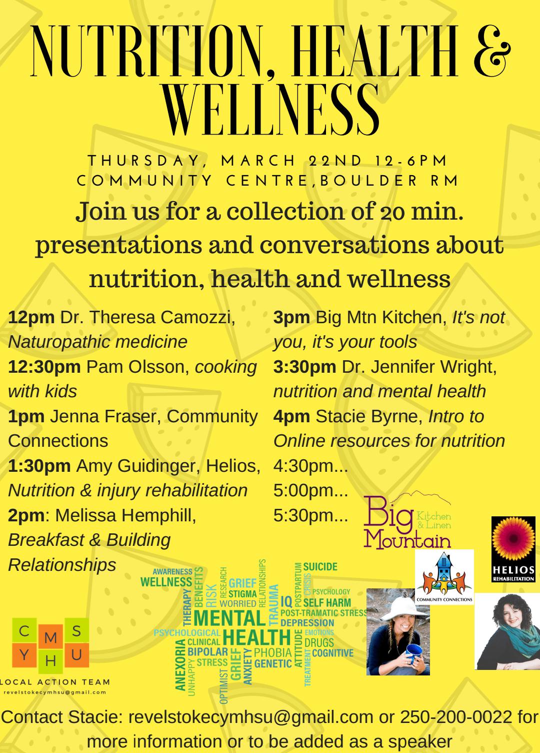 Nutrition Health Amp Wellness