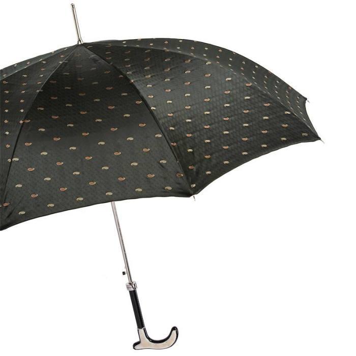 parapluie poignee corne