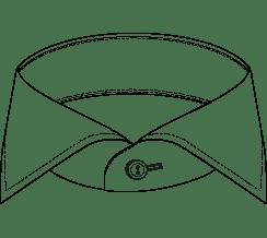 col extreme cutaway Eton