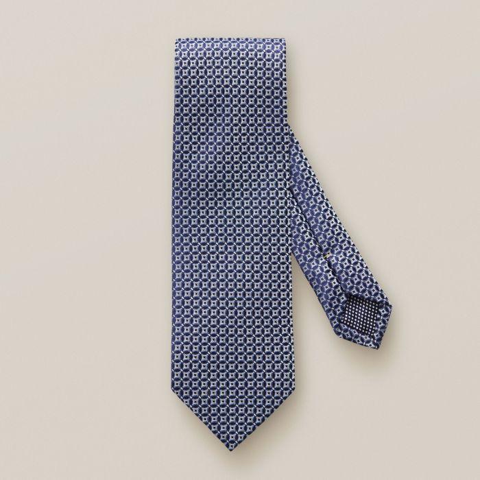 cravate-soie-bleu