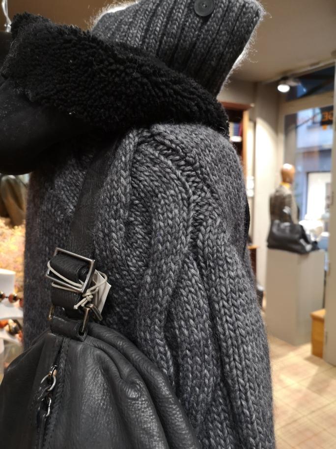 manteau-laine-cuir