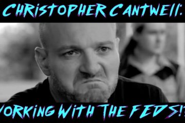 Christopher Cantwell Crying Nazi Cooperating With Feds