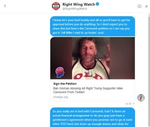 Mike Cernovich, Jared Holt, Right Wing Watch, Media Collusion, Gamergate, Fake News, Jack Posobiec