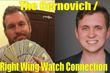 Mike Cernovich, Jared Holt, Right Wing Watch, Media Collusion, Gamergate, Fake News, Jack Posobiec,