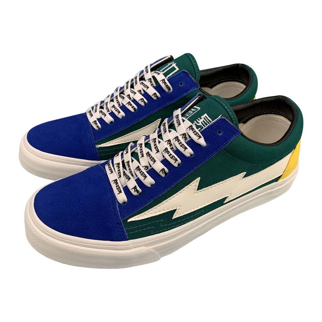 Vol 3 Blue Green Yellow