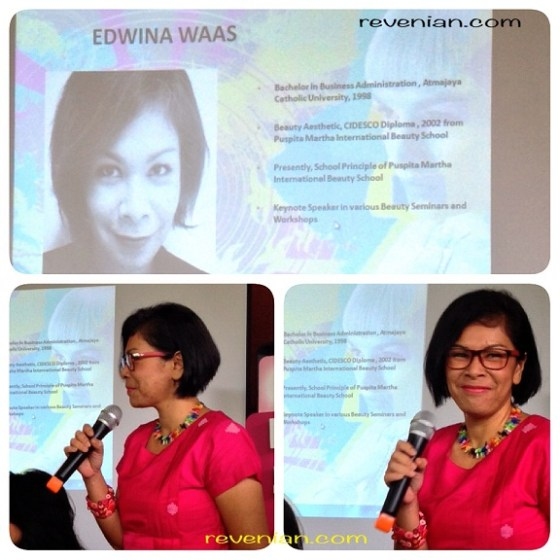 Ibu Edwina Waas