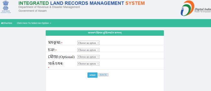 Land Records by Pattadar