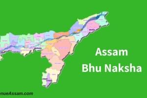 Assam Bhu Naksha