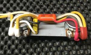 Upgrading Jazzmaster Electronics Part II: Wiring Mods