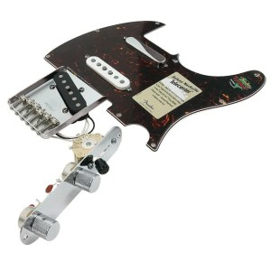 Fender Deluxe Nashville Telecaster Loaded Pickguard Wire