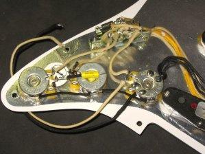 Fender Custom Shop Texas Specials Loaded Pickguard | Reverb