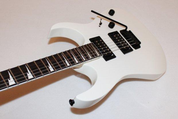 Ibanez Grg120bdx White Electric Guitar