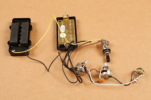 Fender Blacktop Jazzmaster Wiring Diagram