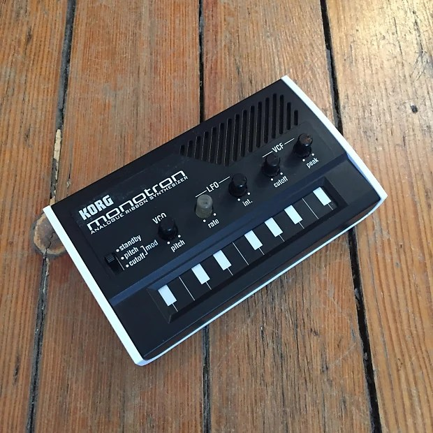 Korg Monotron Synthesizer 16 Key