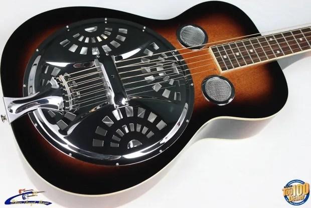 Gold Tone Paul E Beard Signature Series Resonator Guitar Reverb