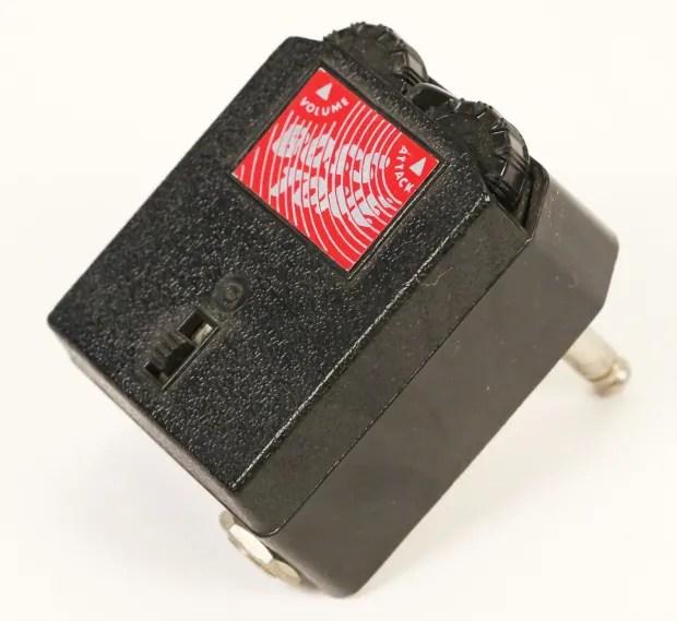 Jordan Electronics Boss Tone Fuzz Pedal