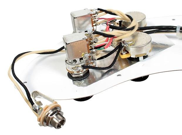 Fender '72 Deluxe Telecaster Tele Seymour Duncan P-Rails