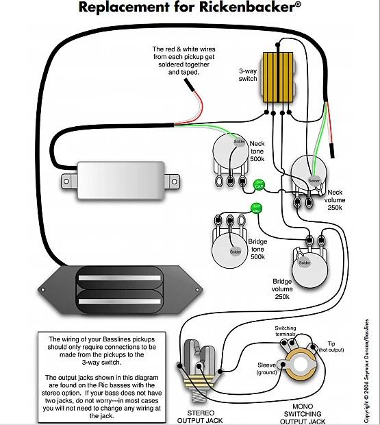 rickenbacker wiring diagram wiring diagram rickenbacker wiring diagram