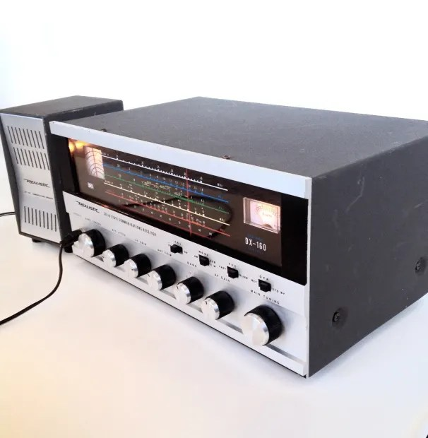 Optimus Radio Stereo Shack