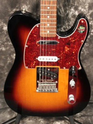 2011 Fender Deluxe Nashville Power Telecaster 2 Color | Reverb