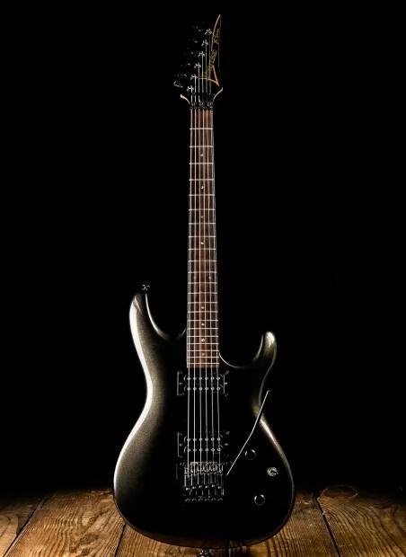 Ibanez Joe Satriani Signature Js Black Pearl