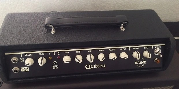 Quilter Aviator Head 2014 Free Shipping!