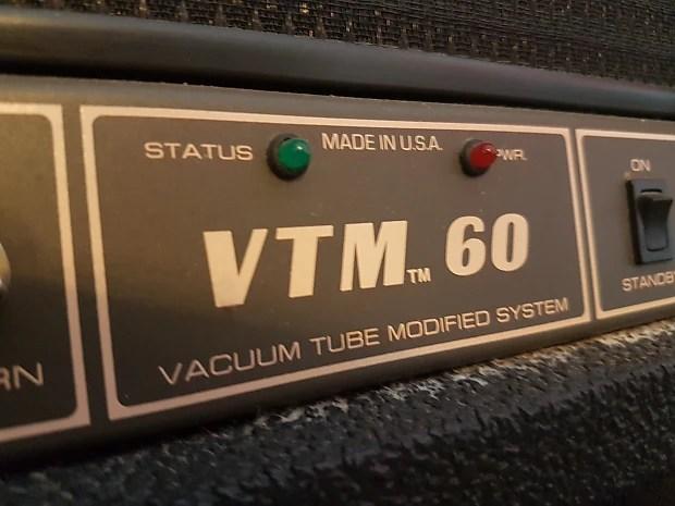 Peavey Vtm 60 Tube Head