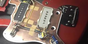 Upgrading Jazzmaster Electronics: Unleash The Potential of | Reverb