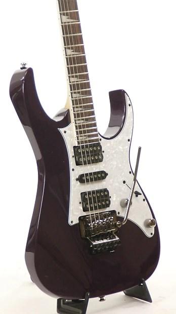 Ibanez Rg450dx Dvm Deep Violet Metallic Electric