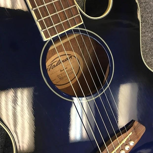Ibanez Talman Inter City Tcy10 Acoustic Electric Guitar