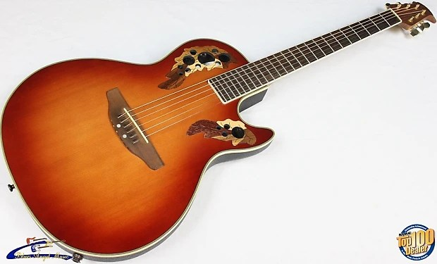 Acoustic Viper Ovation Guitars Electric