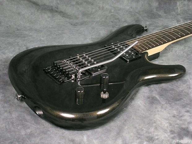 Ibanez Js Joe Satriani Signature Js Black