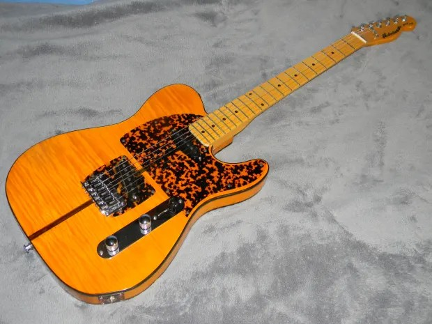 Telecaster Guitar Kit Binding