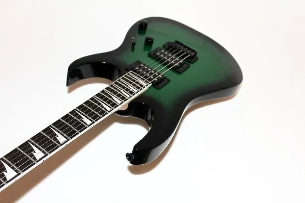 Ibanez Grg120bdx Green