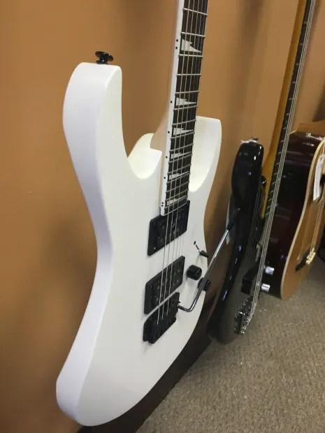 Ibanez Grg120bdx Electric Guitar White