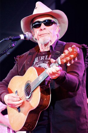 Merle Haggard Performing in June 2009