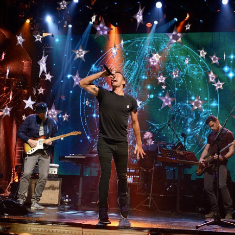 "Take Notice: Coldplay's ""A Sky Full of Stars"" Behind-the-Scenes"