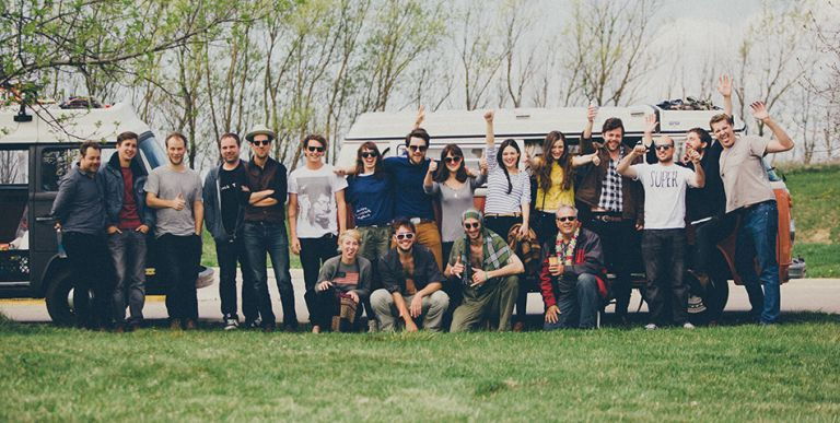 Austin To Boston group